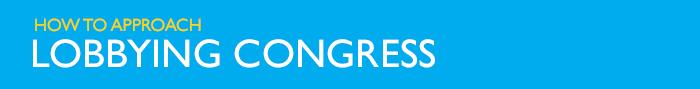 Lobbying Congress